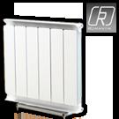 Romantik alumínium radiátor