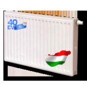 Dunaferr LUX-N acéllemez radiátor