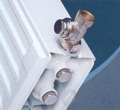 Dunaferr LUX UNI 22K 900x1000 radiátor jobbos