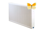 FixTrend 33k 600x600 mm radiátor