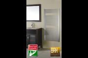 BRH Angelit 530x770 íves törölközőszárító radiátor