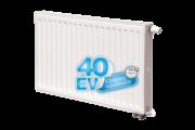 Dunaferr LUX UNI 22K 600x400 radiátor jobbos